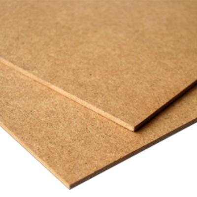 Древесноволокнистая плита (ДВП) 2750x1700х3,2, лист