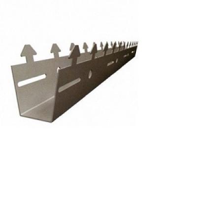 Гребенка BTS L=4метра для монтажа реечных потолков