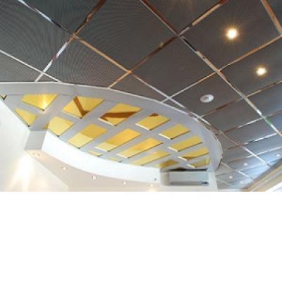 Кассетный потолок сетчатый (600х600)