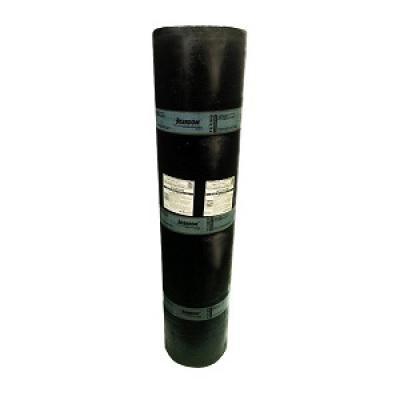 Материал рулонный кровельный Элакром К-ПХ-БЭ-К/ПП-5,0кг сланец серый