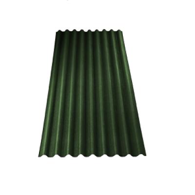 Ондулин зеленый 1950х950х3мм